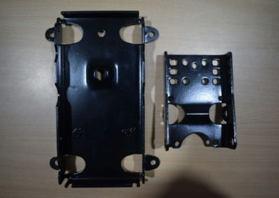 Seat Lever Housing Set
