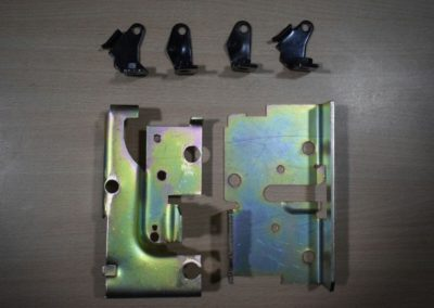 Lock Housing for Truck Door