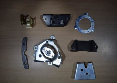 Electric Motor Housing Parts